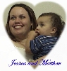 Jessica and Matthew, saved from abortion